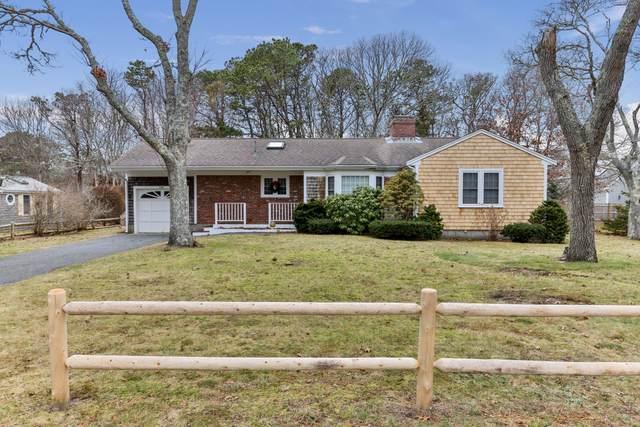 128 Belmont Road, West Harwich, MA 02671 (MLS #22000950) :: Kinlin Grover Real Estate