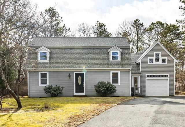 8 Chicory Circle, Mashpee, MA 02649 (MLS #22000951) :: Kinlin Grover Real Estate