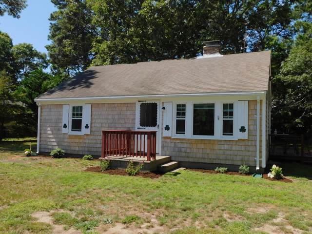 37 Fiord Drive, South Dennis, MA 02660 (MLS #22000953) :: Kinlin Grover Real Estate
