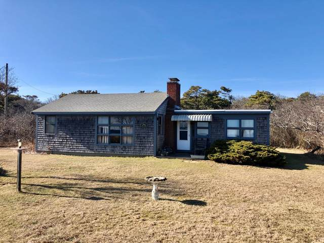 153 Brownell Road, Eastham, MA 02642 (MLS #22000955) :: Kinlin Grover Real Estate