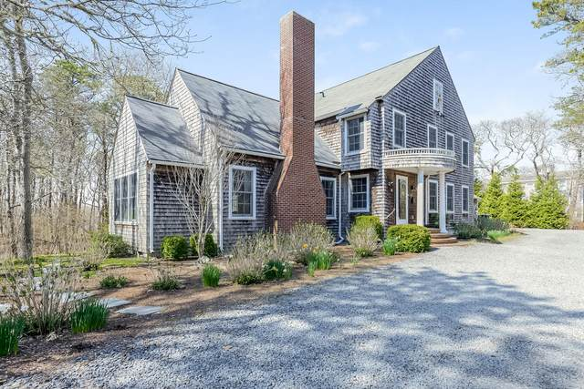 58 Attucks Trail, Chatham, MA 02633 (MLS #22000965) :: Kinlin Grover Real Estate