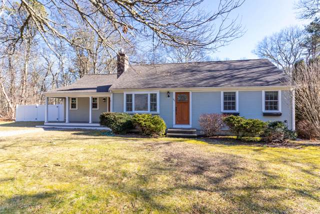 85 Kerry Drive, Marstons Mills, MA 02648 (MLS #22000973) :: Kinlin Grover Real Estate