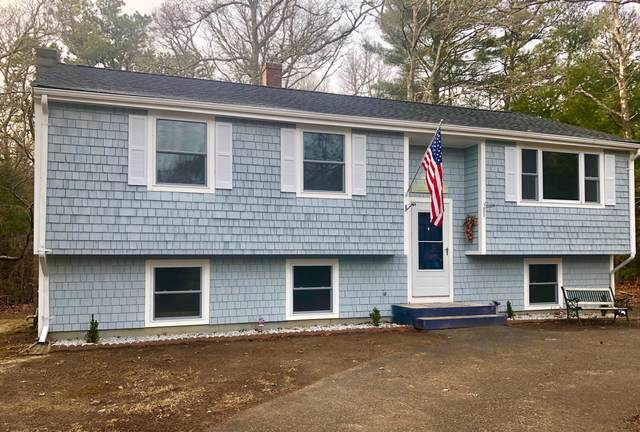 57 Stage Coach Road, Centerville, MA 02632 (MLS #22000977) :: Kinlin Grover Real Estate