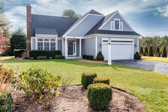 48 Taurus Drive, Mashpee, MA 02649 (MLS #22000980) :: Kinlin Grover Real Estate