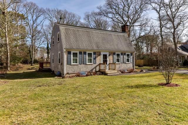122 Skunknet Road, Centerville, MA 02632 (MLS #22000994) :: Kinlin Grover Real Estate