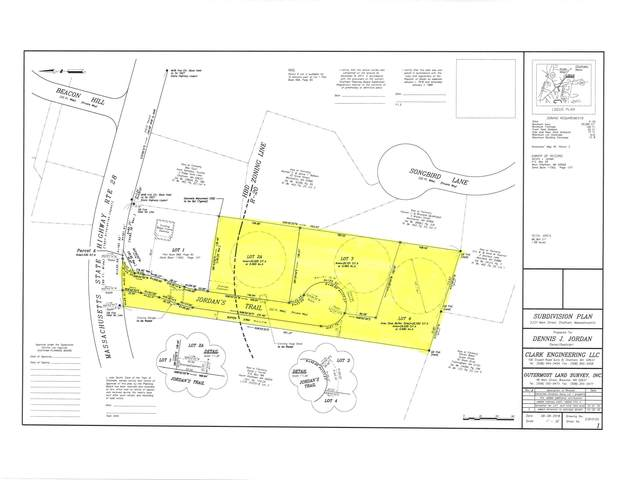 0 Jordan's Trail, Chatham, MA 02633 (MLS #22001041) :: Leighton Realty