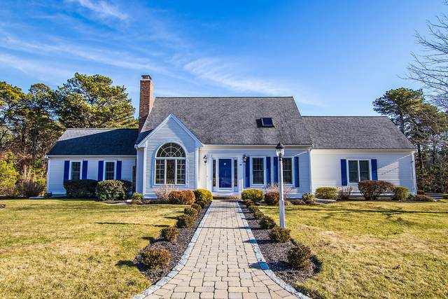 58 Courtney Road, Harwich, MA 02645 (MLS #22001045) :: Leighton Realty