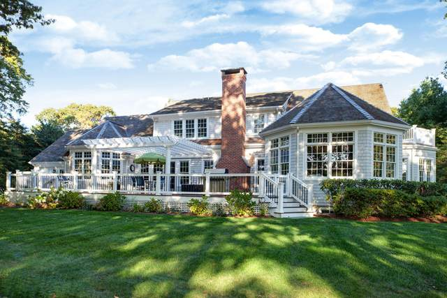 255 Parker Road, Osterville, MA 02655 (MLS #22001082) :: Rand Atlantic, Inc.