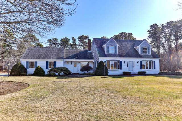 250 Widgeon Drive, Eastham, MA 02642 (MLS #22001098) :: Leighton Realty