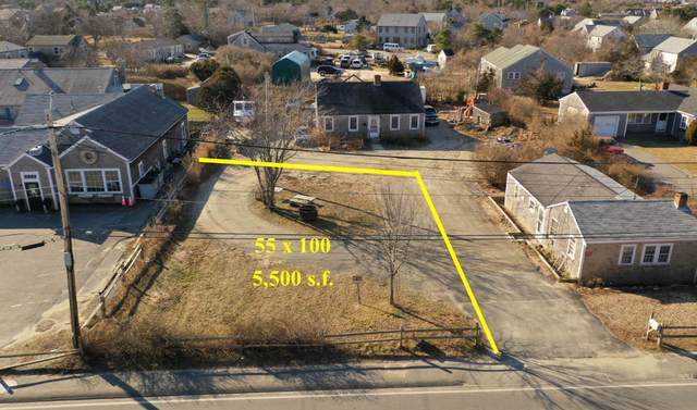 20 Sparks Avenue (Portion Of), Nantucket, MA 02554 (MLS #22001105) :: EXIT Cape Realty