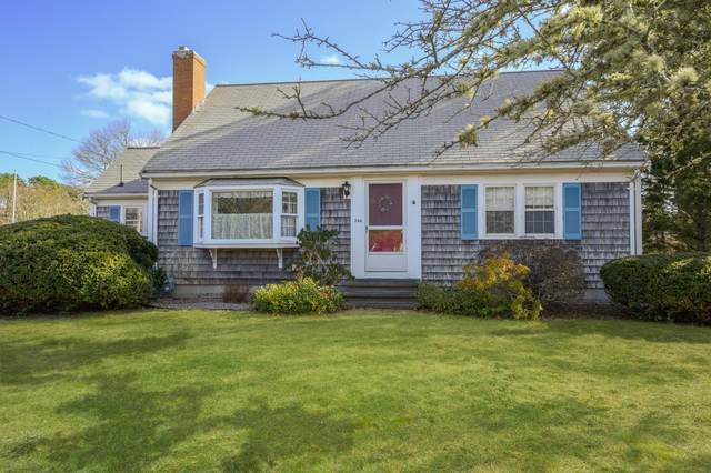 244 Wood Road, South Yarmouth, MA 02664 (MLS #22001117) :: Rand Atlantic, Inc.