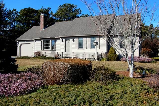 9 Perkins Way, East Dennis, MA 02641 (MLS #22001119) :: Rand Atlantic, Inc.
