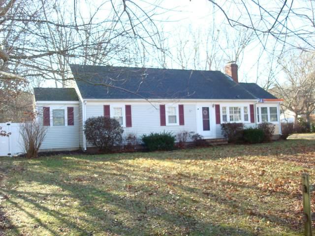 72 Nantucket Avenue, South Yarmouth, MA 02664 (MLS #22001129) :: Leighton Realty