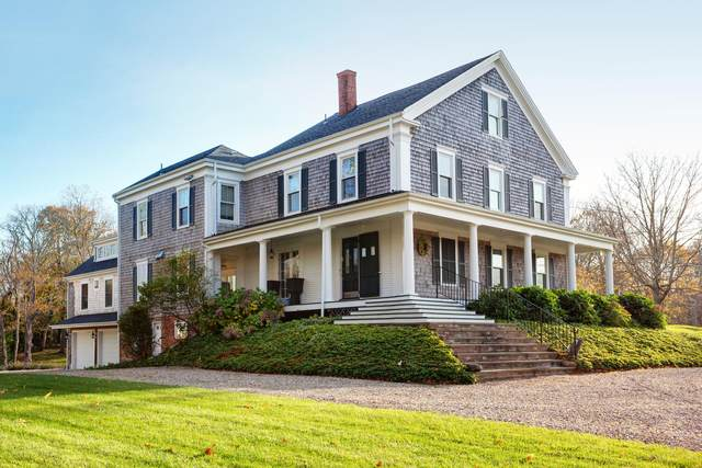 35 Route 6A, Yarmouth Port, MA 02675 (MLS #22001132) :: Leighton Realty