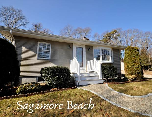 47 Lathrop Road, Sagamore Beach, MA 02562 (MLS #22001154) :: Leighton Realty