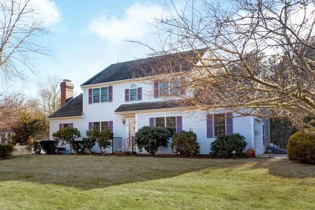 21 Dexters Mill Drive, East Falmouth, MA 02536 (MLS #22001157) :: Leighton Realty