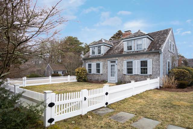 201 Old Harbor Road, Chatham, MA 02633 (MLS #22001178) :: EXIT Cape Realty