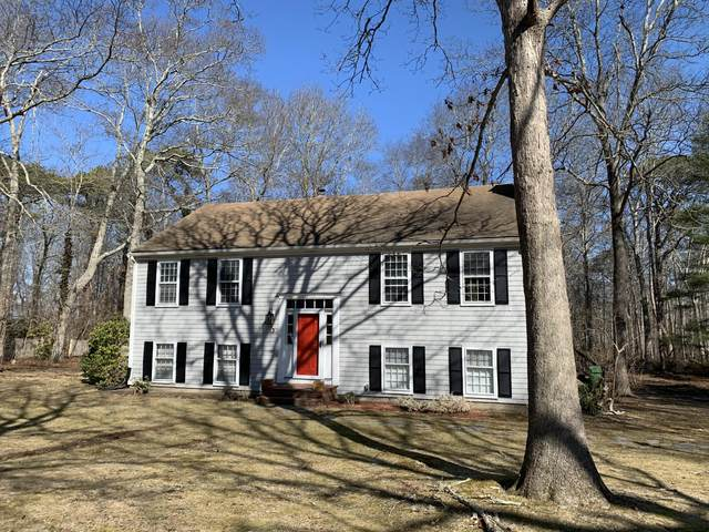 13 Sea Meadow Drive, Sandwich, MA 02563 (MLS #22001190) :: EXIT Cape Realty