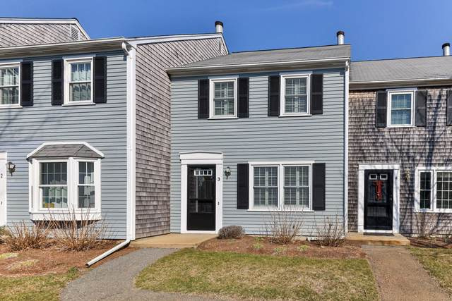 55 Old Colony Way #63, Orleans, MA 02653 (MLS #22001391) :: Leighton Realty