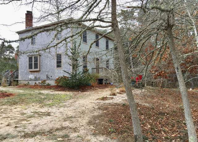 25 Salt Hay Way, Eastham, MA 02642 (MLS #22001400) :: Leighton Realty