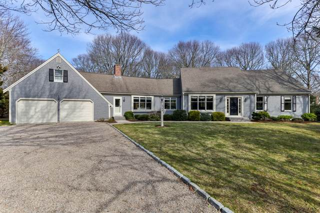149 Brick Hill Road, Orleans, MA 02653 (MLS #22001533) :: Leighton Realty