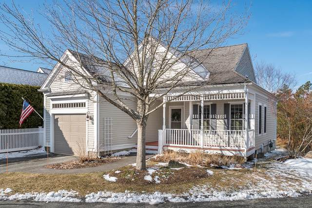 7 Holly Hock Knoll Court #116, Bourne, MA 02532 (MLS #22001662) :: Rand Atlantic, Inc.