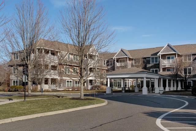 110 Dillingham Avenue 304U, Falmouth, MA 02540 (MLS #22001794) :: Rand Atlantic, Inc.