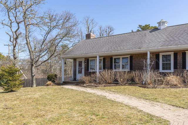 39 Toms Way, Chatham, MA 02633 (MLS #22001795) :: Leighton Realty