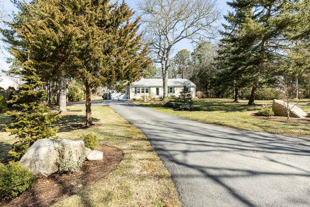 40 Briarcliff Lane, Brewster, MA 02631 (MLS #22001803) :: Leighton Realty
