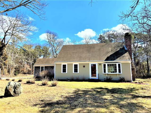 18 Captain Thatcher Road, Brewster, MA 02631 (MLS #22001817) :: Leighton Realty