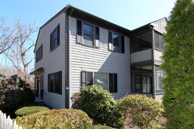 14 Harold Street 5-A, Harwich Port, MA 02646 (MLS #22001846) :: EXIT Cape Realty