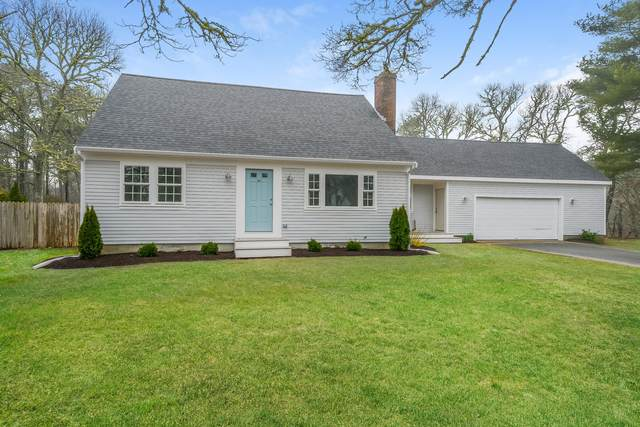528 Slough Road, Brewster, MA 02631 (MLS #22001854) :: Leighton Realty
