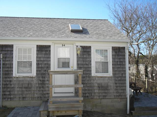 154 Old Wharf Road #64, Dennis Port, MA 02639 (MLS #22001897) :: Leighton Realty