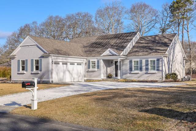 9 Hydrangea Circle, East Falmouth, MA 02536 (MLS #22001907) :: Rand Atlantic, Inc.