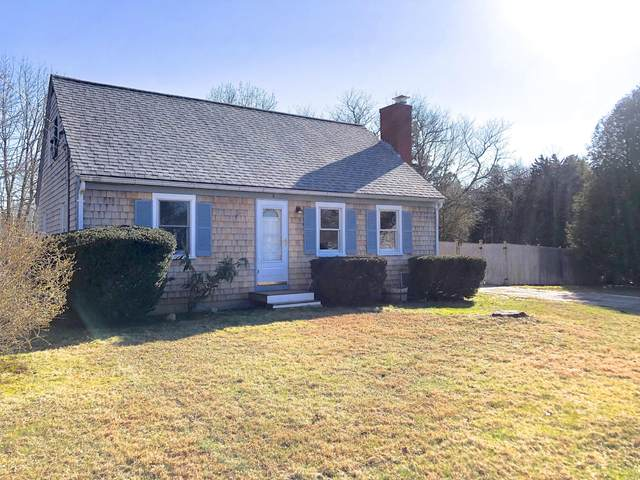 3 Victors Lane, East Falmouth, MA 02536 (MLS #22001940) :: Rand Atlantic, Inc.