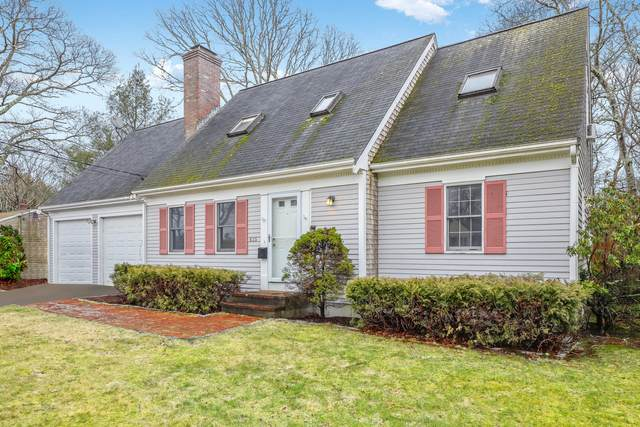 835 Old Barnstable Road, East Falmouth, MA 02536 (MLS #22001954) :: Rand Atlantic, Inc.