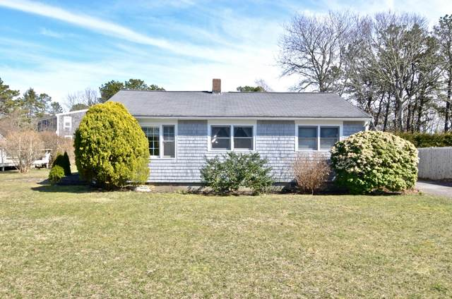 8 Trotters Lane, West Dennis, MA 02670 (MLS #22001955) :: Leighton Realty