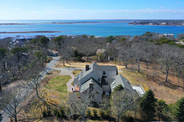 321 Stage Island Road, Chatham, MA 02633 (MLS #22001973) :: Leighton Realty