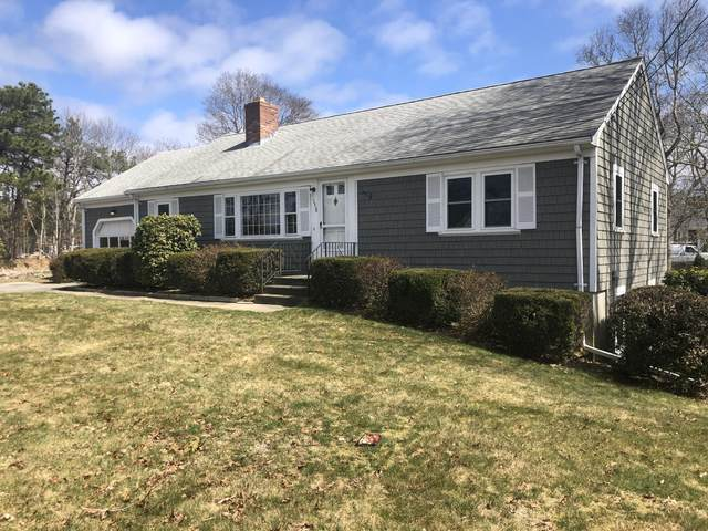 358 Compass Circle, Hyannis, MA 02601 (MLS #22001983) :: Leighton Realty