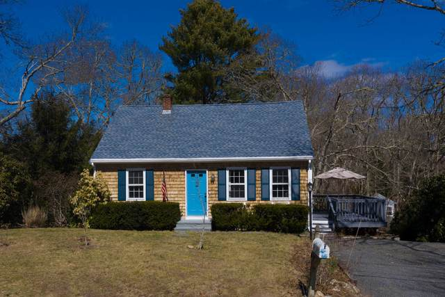4 Frederick Road, West Falmouth, MA 02574 (MLS #22001984) :: Leighton Realty