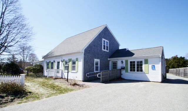 602 Teaticket Highway, East Falmouth, MA 02536 (MLS #22001996) :: Rand Atlantic, Inc.