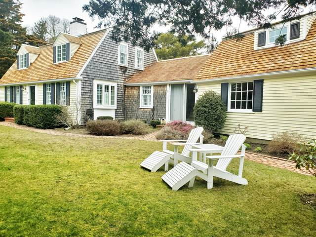 25 Shore View Drive, Orleans, MA 02653 (MLS #22002025) :: Leighton Realty