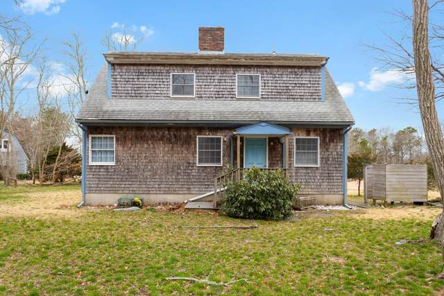 10 Helm Road, Eastham, MA 02642 (MLS #22002029) :: EXIT Cape Realty