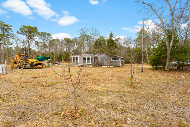 720 Schoolhouse Road, Eastham, MA 02642 (MLS #22002061) :: EXIT Cape Realty