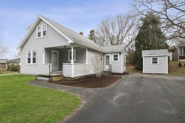 133 Old Meeting House Road, East Falmouth, MA 02536 (MLS #22002063) :: Leighton Realty
