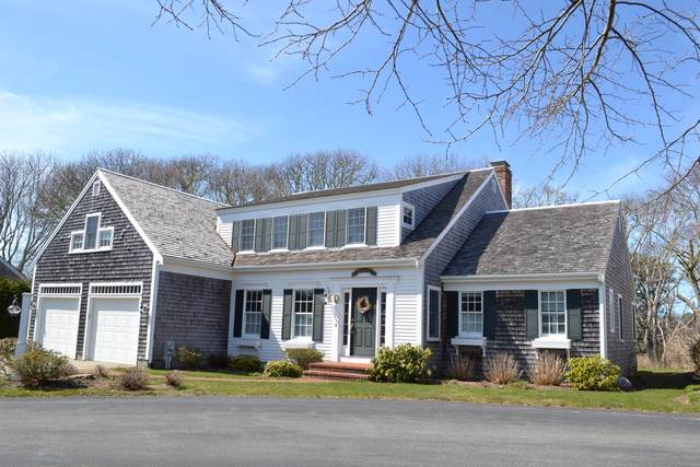 7 Seaport Lane 7-7, Harwich Port, MA 02646 (MLS #22002292) :: Leighton Realty