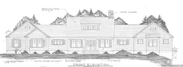 62 W Meeting House Road, East Sandwich, MA 02537 (MLS #22002547) :: Leighton Realty
