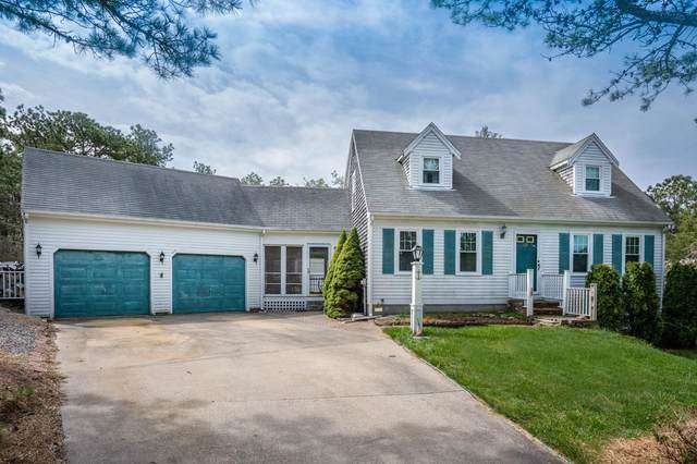 43 Dover Road, Mashpee, MA 02649 (MLS #22002630) :: Leighton Realty