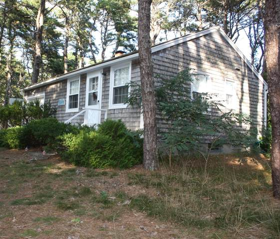 25 Wixom Avenue #1, Wellfleet, MA 02667 (MLS #22002632) :: Kinlin Grover Real Estate