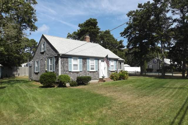 180 Lower County Road, West Harwich, MA 02671 (MLS #22002782) :: Leighton Realty